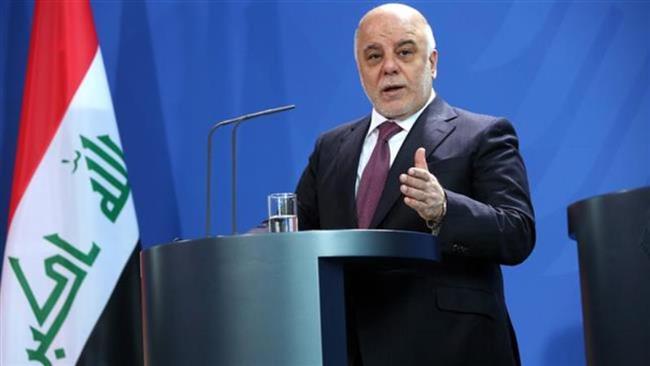 Trump travel ban punishes those fighting terrorism, says Iraqi premier