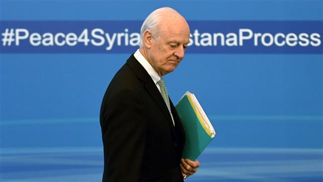 Intra-Syrian Geneva talks delayed until Feb. 20: Diplomats