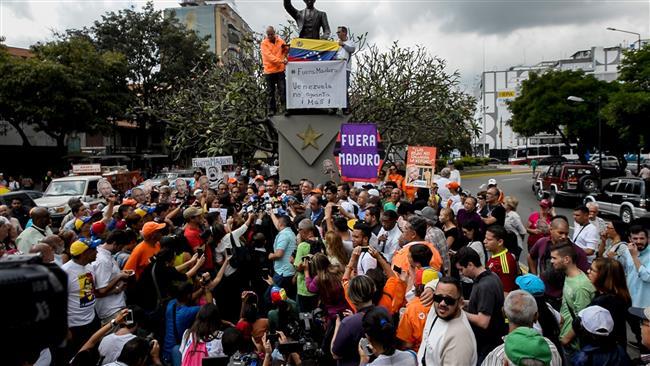 Venzuelan government raises minimum wage by 50 percent