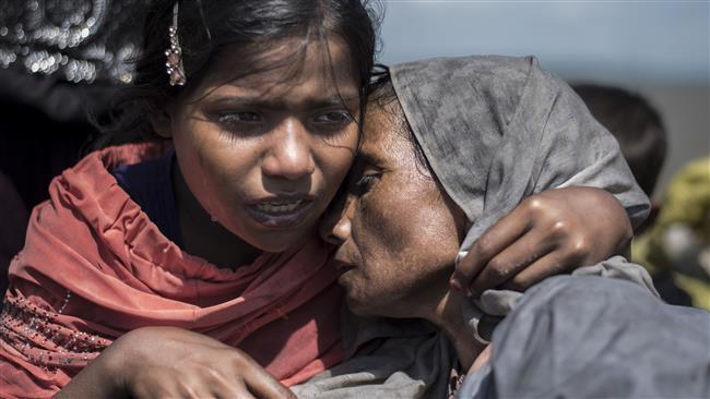 Sri Lanka arrests 6 over attack on Rohingya