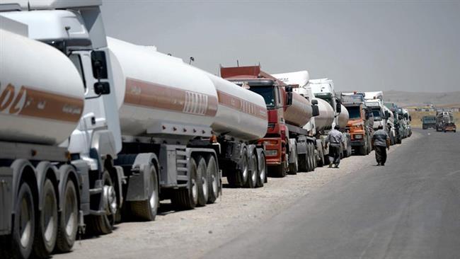 Iran bans oil products shipment to Iraqi Kurdistan