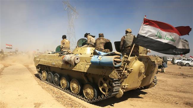 Iraqi army, allies recapture over dozen villages near Hawijah