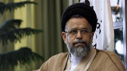 Several terrorists detained during Muharram: Iran Intelligence Minister