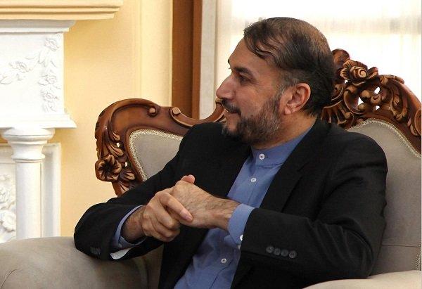 Amir-Abdollahian meets Egyptian envoy to Tehran