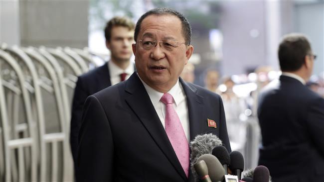 North Korea's missile program non-negotiable: FM