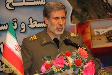 Defense Minister: IRGC most powerful anti-terrorist organization