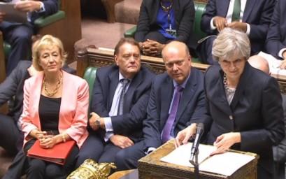 EU withdrawal bill debate delayed after 300 amendments demanded by MPs