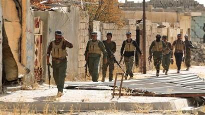 Hashd al-Sha'abi's Turkmen fighters, Kurdish forces clash in Iraq's Salahuddin province
