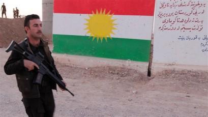 Kurdish Peshmerga refuse calls to evacuate Iraq's Kirkuk