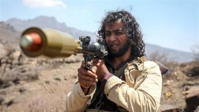 Dramatic video captures Houthi ambush of Saudi troops