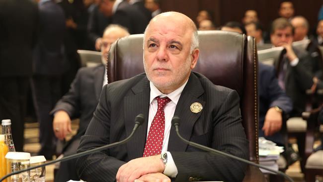 Iraqi premier orders hoisting of national flag in Kirkuk, other Kurdish regions