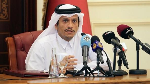 Qatar accuses Qatar Arabia of promoting 'regime change'
