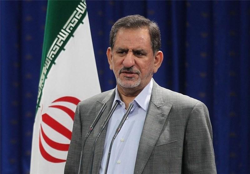 Iran's first VP in Turkey for D-8 summit