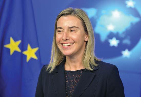 EU reaffirms commitment to JCPOA amid US threats