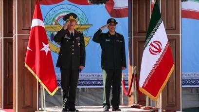 Turkey's top military chief in Iran ahead of Erdogan visit