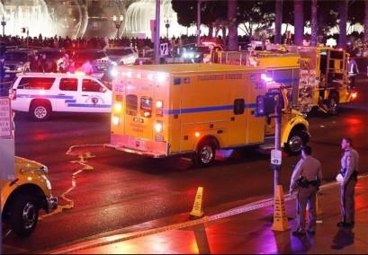 20 killed, 100 injured in Las Vegas shooting