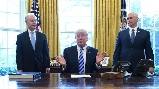 US accuses Iran, Venezuela of failing to fight human trafficking