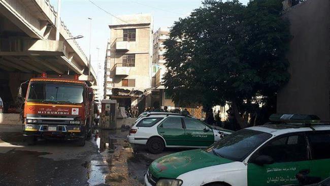 Multiple terrorist bomb attacks kill 15 people in Damascus