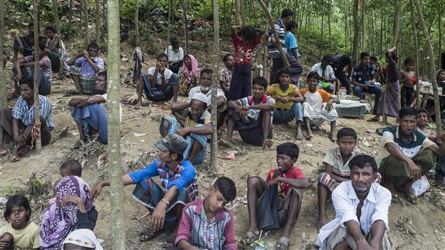 Bangladesh, Myanmar to form 'working group' on refugee crisis