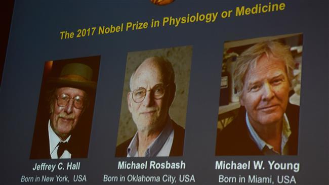 'Biological clock' scientists win Nobel Medicine Prize