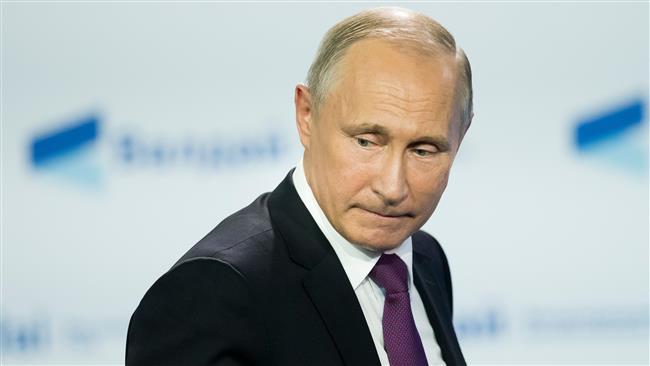 Putin says West has betrayed Russia's trust