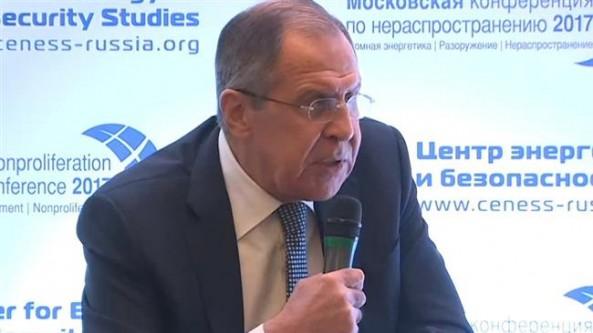 Iran nuclear deal vital for strategic stability: Russia