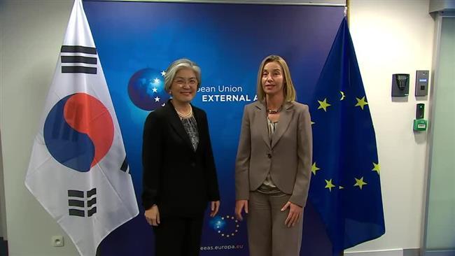 EU, South Korea emphasize JCPOA importance
