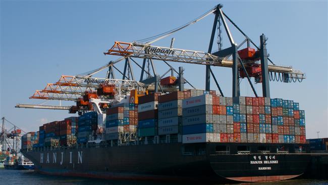 Iran's trade with China up 24%