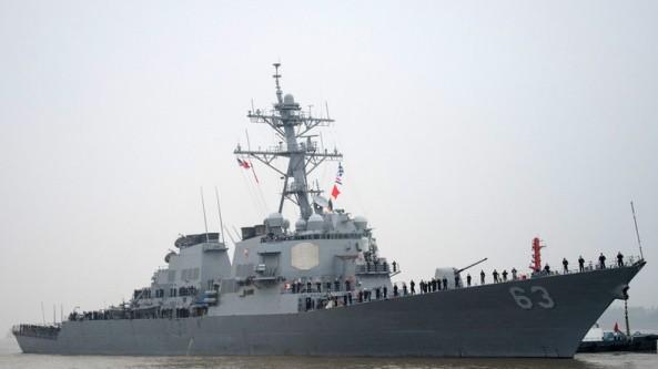 US, Japan & S. Korea begin 2-day missile 'tracking' drills over Korean Peninsula