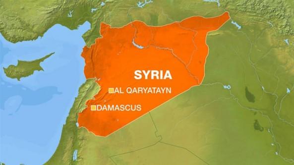 ISIL accused of killing scores of Qaryatayn civilians