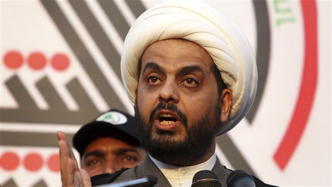 Hashd al-Sha'abi commander calls for US forces withdrawal from Iraq