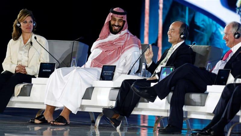 Saudi crown prince promises 'return to moderate Islam'
