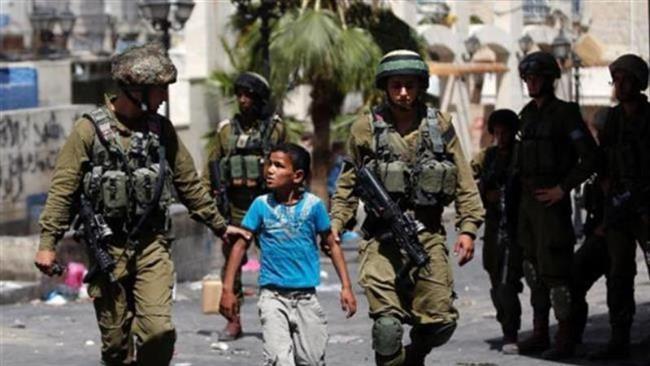 Israel using state terror against Palestinian kids: Activist