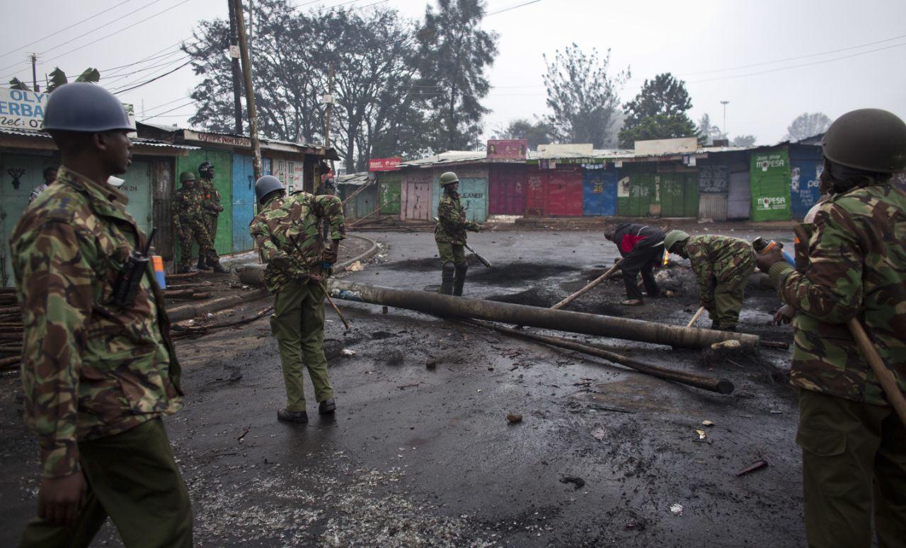 Kenya holds new presidential election amid call for boycott