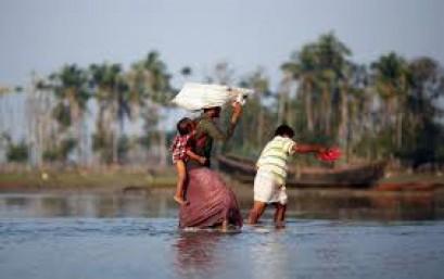 Myanmar's Rohingya exodus: A desperate escape
