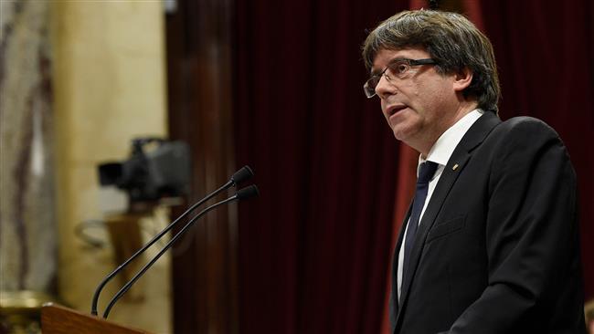 Catalan leader warns of escalating crisis with Madrid