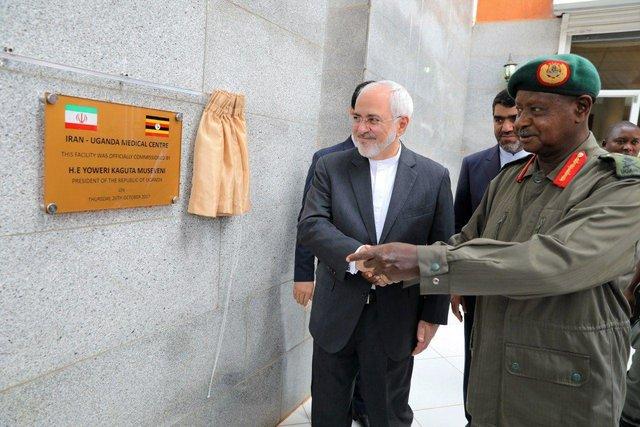 Iran opens treatment center in Uganda