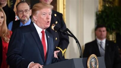 Trump declares US opioid crisis a 'public health emergency'
