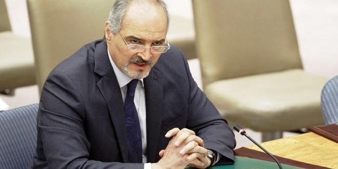 Some regional and Western countries diffuse terrorism: Bashar al-Jafari