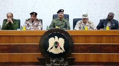 Discovery of bodies puts Libya's Haftar under scrutiny