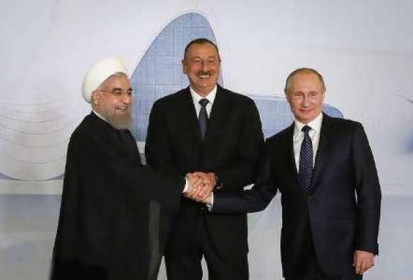 Iran, Russia, Azerbaijan to meet in Tehran