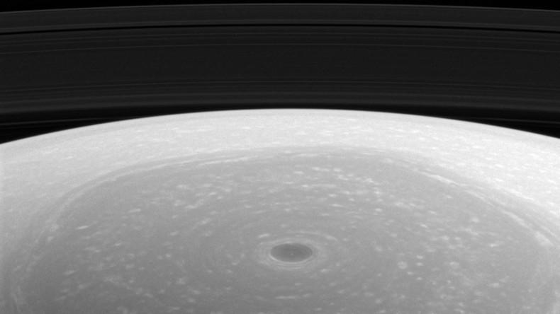 NASA snaps stunning view of 'Saturn's hexagon' at its north pole