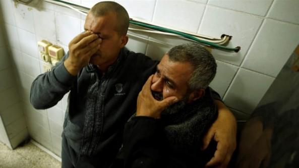 Gaza vows to respond to Israeli air strikes