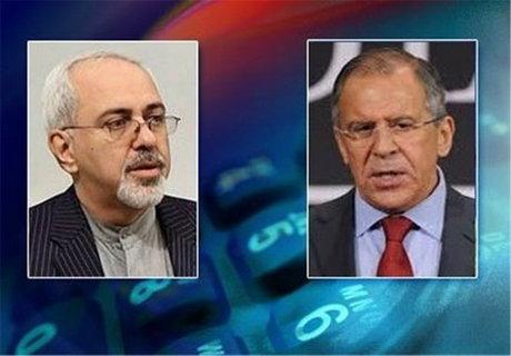 Iran, Russia discuss Syrian developments