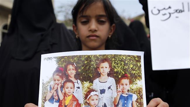 Saudi-led coalition on draft UN blacklist for killing Yemeni kids: Report