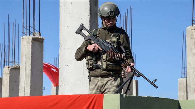 4 soldiers killed as bomb blast hits Turkey's Hakkari