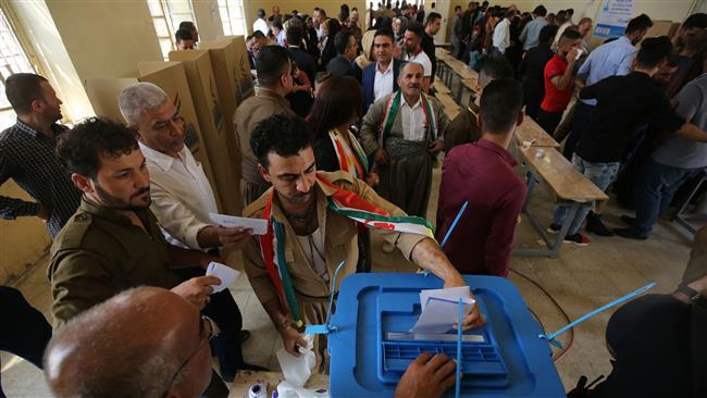 Iranian lawmaker slams Iraqi secession vote as 'strategic mistake'