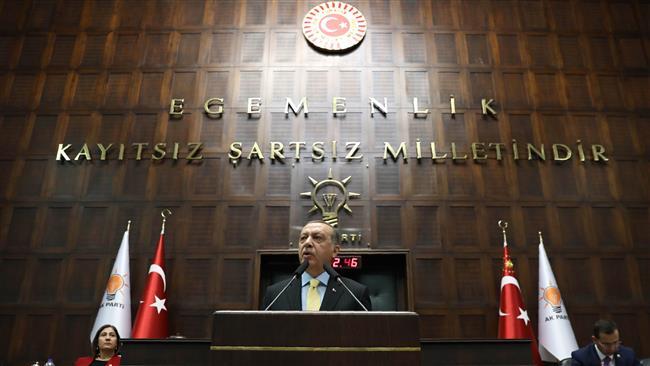 Turkey court hands down life sentence to 34 over plot to kill Erdogan