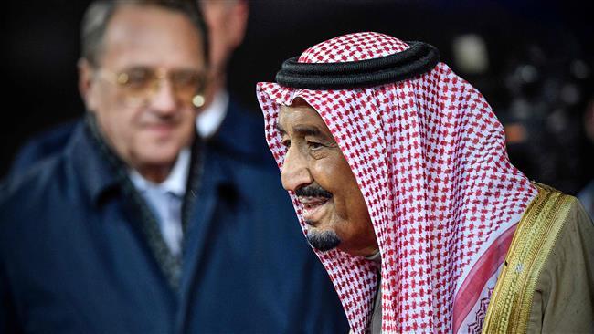 Saudi King Salman in Russia on historic visit