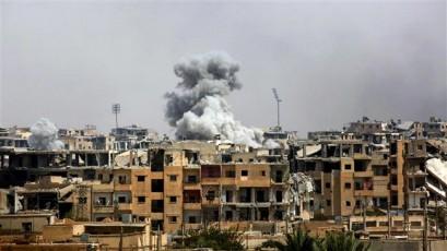 Fresh US-led airstrikes leave 15 Syrian civilians dead in Raqqah